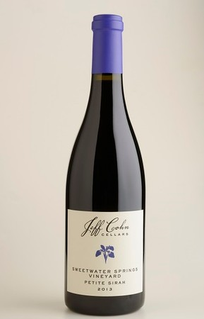 2013 Sweetwater Springs Vineyard Petite Sirah Image