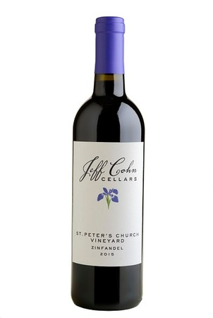 2015 St. Peter's Church Vineyard Zinfandel