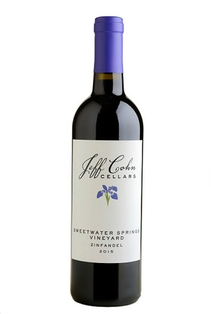 2015 Sweetwater Springs Vineyard Zinfandel 'Isabel'