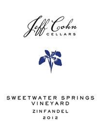 2012 Sweetwater Springs Vineyard Zinfandel