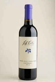 2013 Iron Hill Vineyard Zinfandel Image