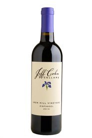 2014 Iron Hill Vineyard Zinfandel