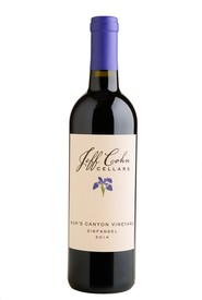 2014 Nun's Canyon Vineyard Zinfandel