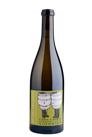 2014 2 Guys 2 Barrels Stagecoach Vineyard Viognier Image
